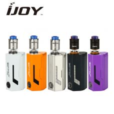 IJOY ZENITH MAXO and RDTA 5S