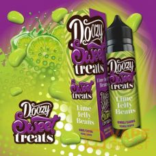 DOOZY SWEET TREATS Lime Jelly Beans по недорогой цене