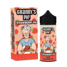 GRANNYS PIE Strawberry Pie
