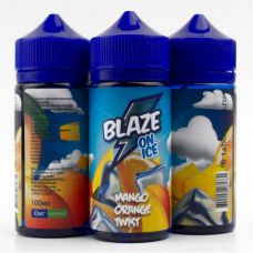 BLAZE ON ICE MANGO ORANGE TWIST