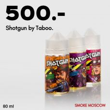 SHOTGUN Orange Tobacco