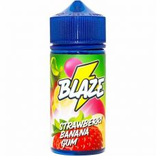 BLAZE ON ICE Strawberry Banana Gum по недорогой цене