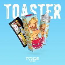TOASTER by PRIDE VAPE Банан-шоколад