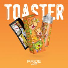 TOASTER by PRIDE VAPE Груша-киви