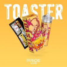 TOASTER by PRIDE VAPE Клюква-черника
